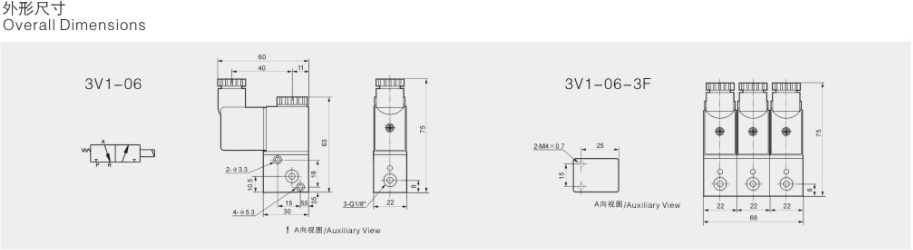 3v1系列电磁阀-宁波科顿自动化工业有限公司